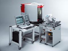 MR6 –  Milling cell with robot loading