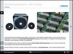 Tec2Screen® Course: Alternating Current Technology – RC Elements