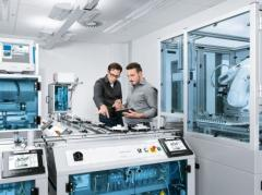 DT211 – Grundlagen Industrie 4.0 an der CP Factory/Lab