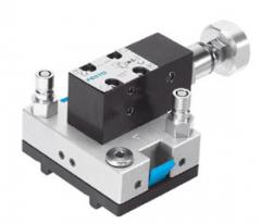 Pressure relief valve, piloted 152849 - Hydraulics - Data