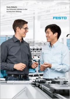 Festo Didactic – Leadership in Technical Education