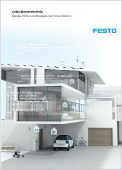 Building control technology - Comprehensive learning solutions from Festo Didactic