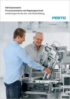 Factory Automation - Learning solutions for basic and advanced training
