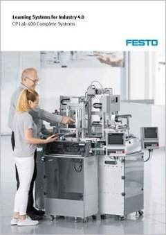 Learning Systems for Industry 4.0 – CP Lab 400 Complete Systems