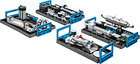 Pneumatics – Basic level – TP 101 America – Equipment set