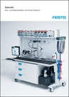 Hydraulics – Vocational and further training with Festo Didactic