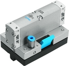 5/2-way double pilot valve, pneumatically actuated, both sides 539769