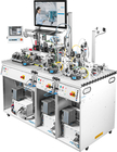 MPS System 403-1, Comprehensive Training System for Mechatronics and Industry 4.0