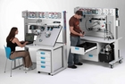 Workstations and training packages: Innovative technology with value added