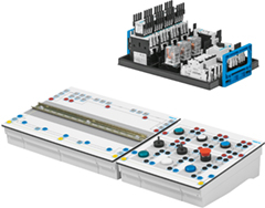 Equipment set TP 1211: Basic principles of circuits with contacts