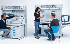 Pneumatics training packages – innovative and practical, right down to the smallest details