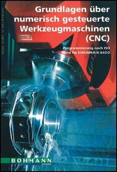 Book of solutions for the sample exercises from the CNC textbook