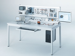 Basic – the functional lab equipment system for electrical engineering