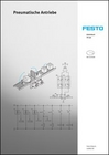 Pneumatic drives, TP 220: Workbook