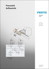 Pneumatics, Advanced level TP 102: Workbook 541089