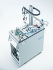 Handling station, pneumatic: All-rounder with pneumatic linear drive