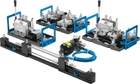 Supplementary equipment set from Hydraulics, Basic level TP 501 to Mobile hydraulics, Working hydraulics 1 TP 801