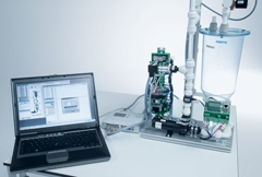 EduKit PA – The introduction to process engineering and closed-loop control