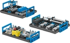 Equipment set TP 102 – Advanced level: Advanced pneumatics training