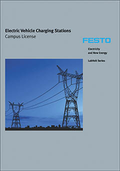 Electric Vehicle Charging Station: Campus License