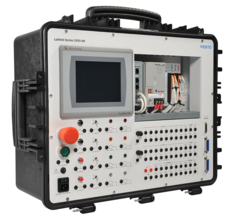 Advanced PLC Training System: Rockwell Automation