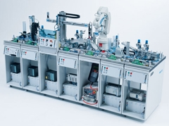 MPS® stations - Mechatronic systems for world champions