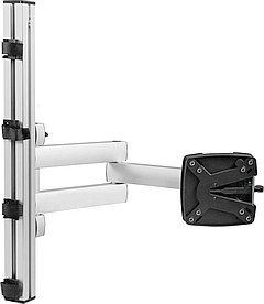 Tec2Screen® holder with attachment for MPS® station