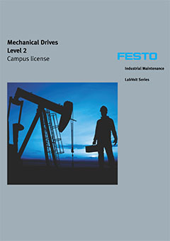 Mechanical Drives Training System – Level 2: Training documentations