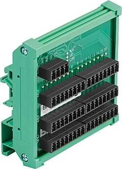 BNI IOL network interface with 16 programmable inputs/outputs