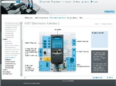 Electric drives 2: eLearning course