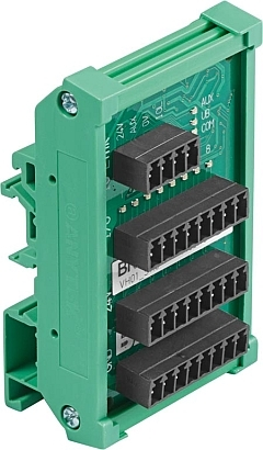 BNI IOL network interface with 8 programmable inputs/outputs