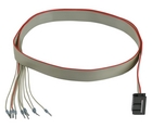 10-pin flat cable