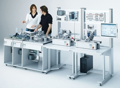 MPS® – The modular production system: From module to learning factory