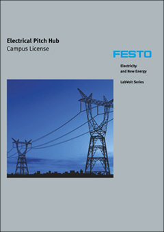 Electrical Pitch Hub – Wind Turbine Learning System: Training Course Documents