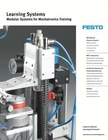 MPS Modular Systems for Mechatronics Training