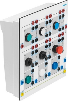 EduTrainer® operator and signalling unit
