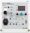 4 Quadrant Power Supply and Dynamometer Controller (including Manual and Computer-Based Control)