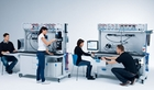 The universal laboratory furniture: Learnline and Learntop