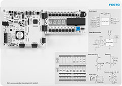 Equipment set TP 1515: Microcontroller Development System (PIC)