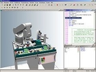 CIROS Automation Suite 1.0, CIROS Robotics: Default Robot Programs and Position Lists