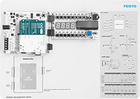 Equipment set TP 1516: Microcontroller Development System (Arduino)