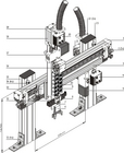 Assembly instructions Servo-pneumatic equipment sets PneuPos1 to 3 (741937)