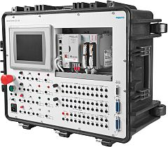 Advanced PLC Training System (Rockwell Automation)