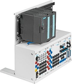 EduTrainer® Universal Preferred versions Laboratory: A4 rack with SIMATIC S7-300 and 19