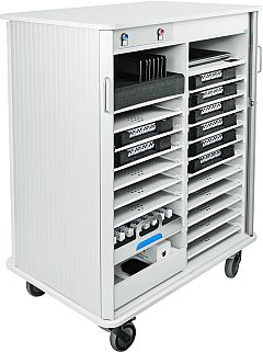 Tec2Screen® media trolley