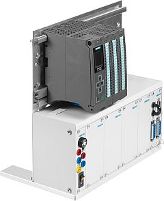 EduTrainer® Universal preferred versions MPS: A4 rack with SIMATIC® S7-1500