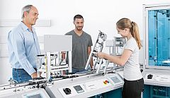 Mechatronics and factory automation learning solutions – from technology fundamentals to complete industrial automation