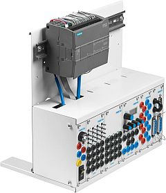 EduTrainer® Universal Preferred versions Laboratory: A4 rack with SIMATIC S7-1200 and 19