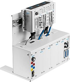EduTrainer® Universal Preferred versions MPS®: A4 rack with Festo CPX-CEC CODESYS® V2.3/CODESYS® V3.5