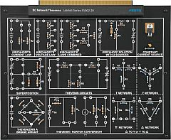 Circuit Board 91002: DC Network Theorems
